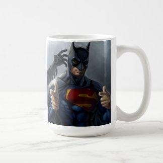 英雄的な悪ふざけ コーヒーマグカップ