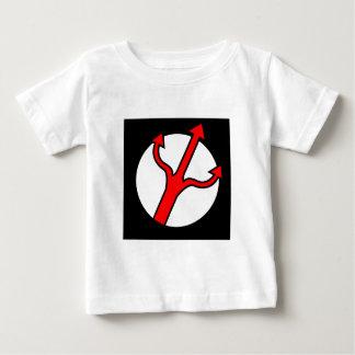 茎Duivels ベビーTシャツ