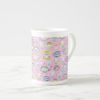 茶およびカクテル ボーンチャイナカップ