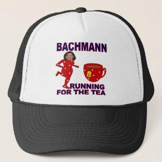 茶のためのBachmannのランニング キャップ