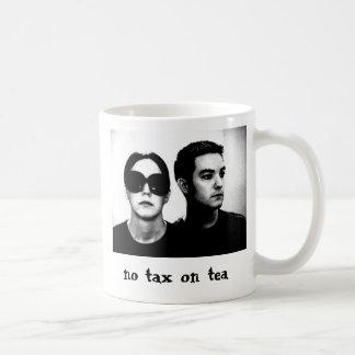 茶の税無し コーヒーマグカップ