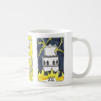 茶はタロットのためです コーヒーマグカップ