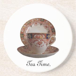 茶コースターの時間 コースター