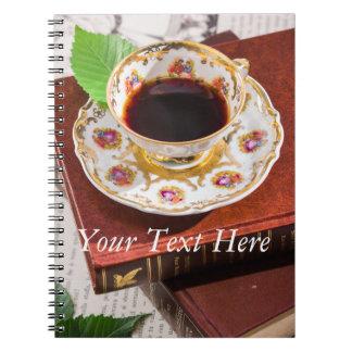 茶デザインの時間 ノートブック