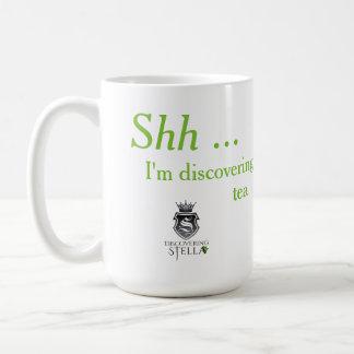 茶マグを発見するKM Golland Shh コーヒーマグカップ
