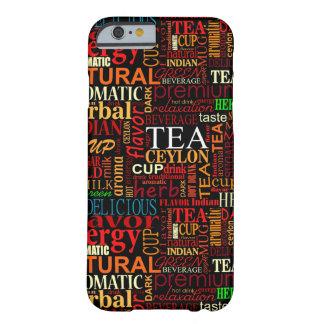 茶ラベル BARELY THERE iPhone 6 ケース