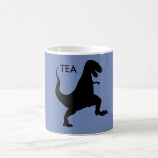 茶レックス コーヒーマグカップ