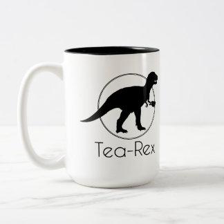 茶レックス ツートーンマグカップ