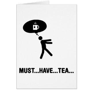 茶恋人 カード