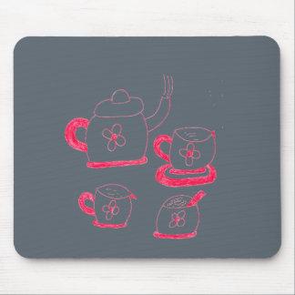茶時間マウスパッド マウスパッド