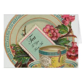 茶時間 カード