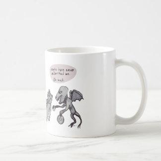 茶漫画に コーヒーマグカップ