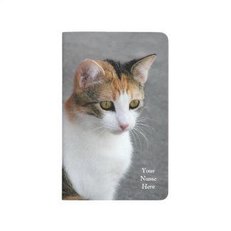 茶色のぶち猫 ポケットジャーナル