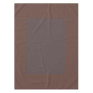 茶色のココアカッコいいの無地のなOSCB37暗灰色のパネルだけ テーブルクロス