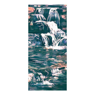 茶色の滝 ラックカード