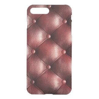 茶色の革質感 iPhone 8 PLUS/7 PLUS ケース