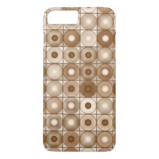 茶色は日焼けし、 iPhone 8 PLUS/7 PLUSケース