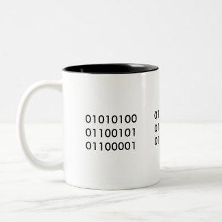 茶101 ツートーンマグカップ
