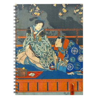 茶1849年の準備 ノートブック