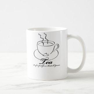 茶-イギリスのゲーマーのための完全な燃料 コーヒーマグカップ