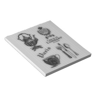 茶#5の時間 ノートパッド