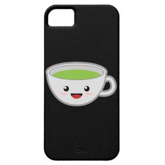 茶 iPhone SE/5/5s ケース