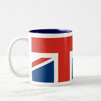 茶GB ツートーンマグカップ