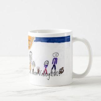 茶Lenchnerのマグ コーヒーマグカップ