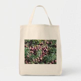 草のりんご トートバッグ