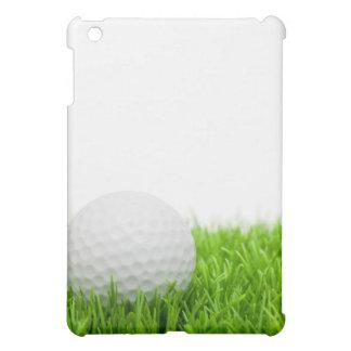 草のゴルフ・ボール iPad MINIケース