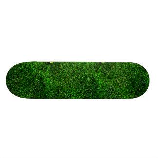 草のスケートボード 18.4CM ミニスケートボードデッキ