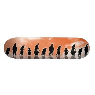 草のダンスのスケートボード 20.6CM スケートボードデッキ