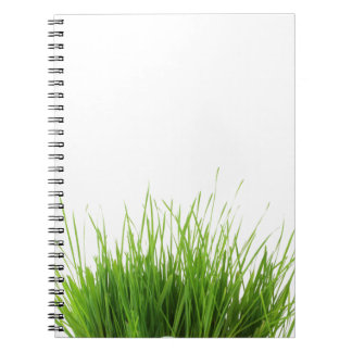 草のノート ノートブック