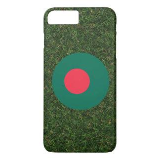 草のバングラデシュの旗 iPhone 8 PLUS/7 PLUSケース