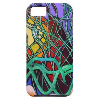 草のヘビ iPhone SE/5/5s ケース