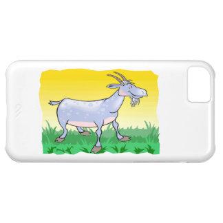 草のヤギ iPhone5Cケース