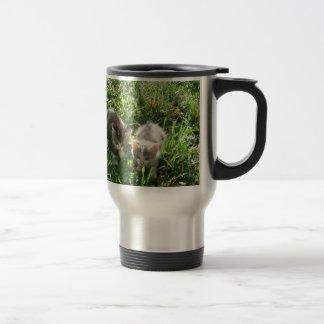 草の子ネコ トラベルマグ