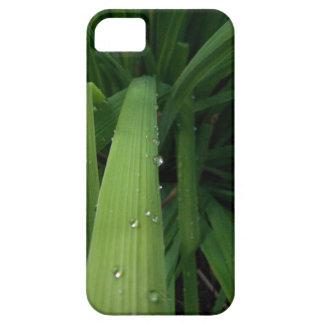 草の水ビーズ iPhone SE/5/5s ケース