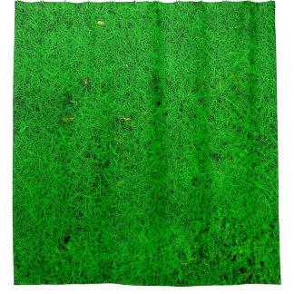 草の質 シャワーカーテン