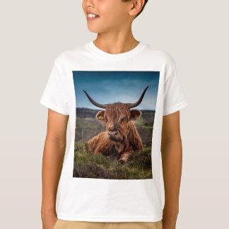 草のBull Tシャツ