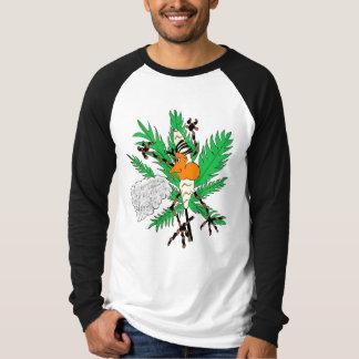草を!切って下さい!! Tシャツ