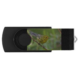 草原のアメリカムシクイ USBフラッシュドライブ