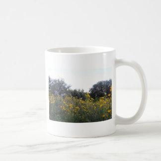 草原の庭 コーヒーマグカップ