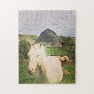 草原の性質の最高に小さい馬 ジグソーパズル
