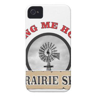草原の空は家私を連れて来ます Case-Mate iPhone 4 ケース