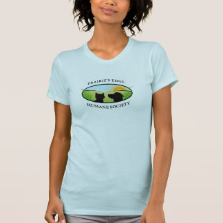 草原の端の慈悲深い社会 Tシャツ