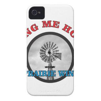 草原の風は家私を連れて来ます Case-Mate iPhone 4 ケース