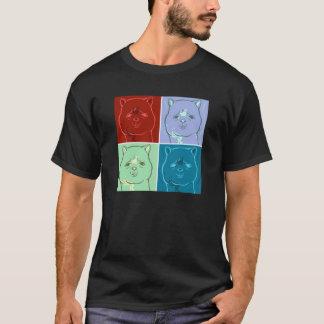 草泥の馬のTシャツ Tシャツ