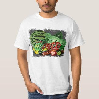 草食動物のベジタリアンのビーガン Tシャツ