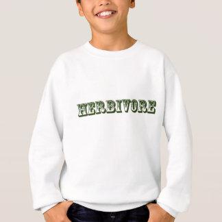 草食動物 スウェットシャツ